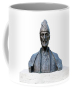 Shota Rustaveli Coffee Mug by Fabrizio Troiani