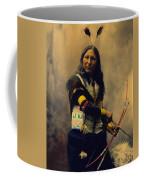 Shout At Oglala Sioux  Coffee Mug