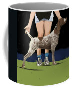 Show Day In Chestertown Coffee Mug by Marjorie Weiss