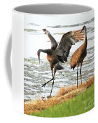 Showoff Coffee Mug by Carol Groenen