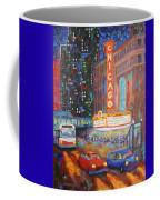 Showtime Coffee Mug