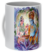 Shree Sita Ram Coffee Mug