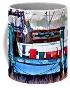 Shrimp Boat Buckets Coffee Mug