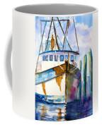 Shrimp Boat Isra Coffee Mug