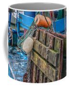 Shrimpboat Tools Of The Trade Coffee Mug