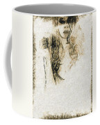 Shroud Of A Lady Coffee Mug