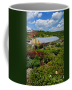 Shrubbery At A Greenhouse Coffee Mug