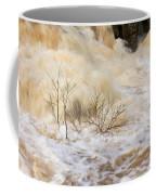 Shrubs In The Rapids #2 Coffee Mug