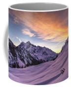 Shuksan Morning Skies Coffee Mug