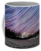 Shuksan Past Midnight Coffee Mug