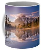 Shuksan Sunrise Coffee Mug