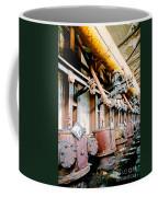 Shutdown Old Coking Plant Coffee Mug