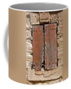 Shuttered  Coffee Mug