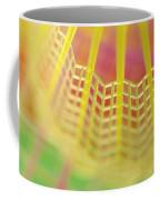 Shuttlecock Birdie Coffee Mug