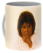 Shy One Coffee Mug
