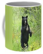 Shy Shadow Coffee Mug