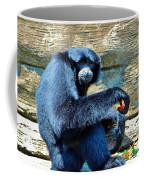 Siamang Having A Snack Coffee Mug