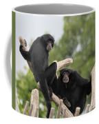 Siamang Monkeys Coffee Mug