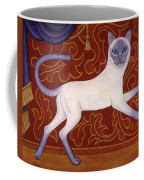 Siamese Cat Runner Coffee Mug