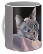 Siamese In Blue Coffee Mug