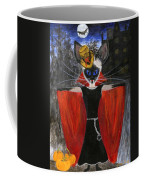 Siamese Queen Of Transylvania Coffee Mug by Jamie Frier