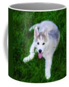 Siberian Huskie Coffee Mug
