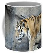 Siberian Tiger Panthera Tigris Altaica Usa Coffee Mug