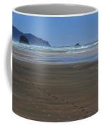 Side By Side Along The Beach Coffee Mug