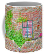 Side Garden Coffee Mug