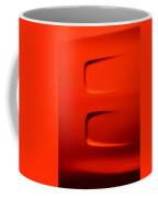 Side Of Orange Super Bee Coffee Mug