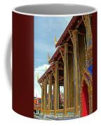 Side Of Royal Temple At Grand Palace Of Thailand In Bangkok Coffee Mug