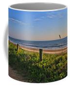 Side Of The Road In Flagler Coffee Mug