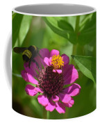 Side-saddled Bee Coffee Mug