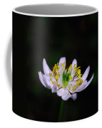 Side View Of A Tiny Paradise Coffee Mug