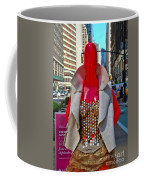 Sidewalk Catwalk 8 Coffee Mug