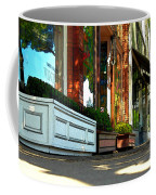 Sidewalk In Saint Helena Coffee Mug