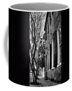 Sidewalk Scene-charleston Coffee Mug
