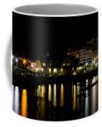 Sidney Bc At Night Coffee Mug