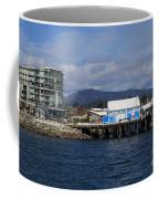 Sidney Harbour On Vancouver Island Coffee Mug