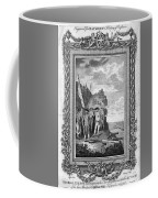 Siege Of Gibraltar, 1782 Coffee Mug