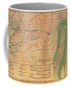 Siege Of Vicksburg 1863 Coffee Mug