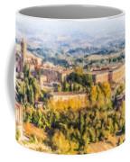 Siena Countryside Coffee Mug