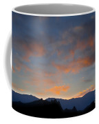 Sierra Nevada Sunrise Coffee Mug