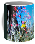 Sierra Wild Flowers II Coffee Mug