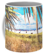 Siesta Key In Fall Coffee Mug