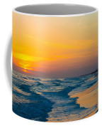 Siesta Key Sunset Walk Coffee Mug