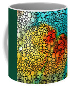 Siesta Sunrise - Stone Rock'd Art Painting Coffee Mug