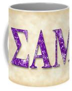 Sigma Alpha Mu - Parchment Coffee Mug