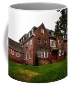 Sigma Phi Epsilon Fraternity On The Wsu Campus Coffee Mug by David Patterson