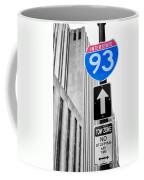 Interstate 93 Coffee Mug